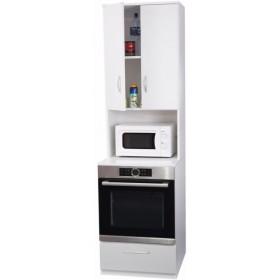 Шкаф для микроволновой печи с ящиками - модель 520 в Израиле