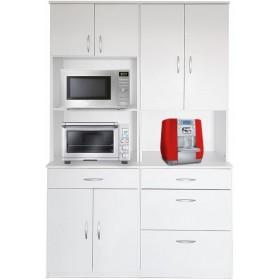 Большой шкаф для двух микроволновок - модель 4008 - купить в Израиле