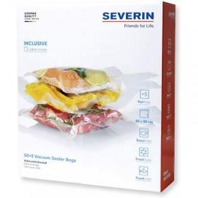 Упаковка из 50 вакуумных пакетов размером 20X30 фирмы SEVERIN - купить в Израиле