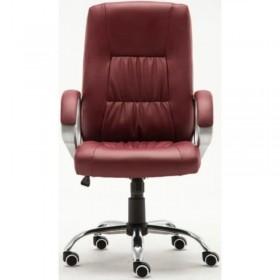 Директорское кресло красное - Atlant