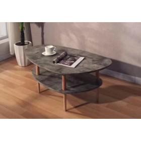 Журнальный столик имитация под бетон, модель 615 купить в Израиле с доставкой на дом