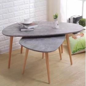Журнальный столик имитация под бетон 508 - купить в Израиле