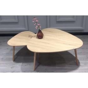 Журнальный деревянный столик 613