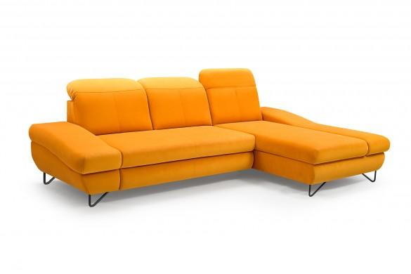 Угловой диван ROSSA
