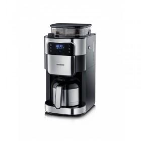 Кофеварка с кофемолкой и термокувшином SEVERIN KA 4814