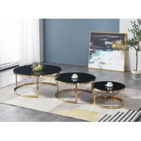 Журнальный столик TALI - комплект из 3 столов