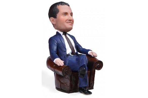 Подарок бизнесмену «В кресле»