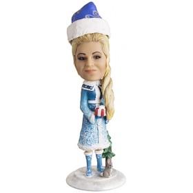 Подарок женщине «Снегурочка»