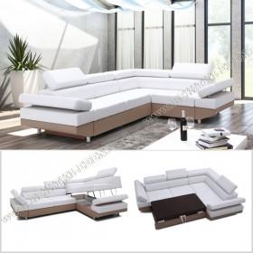 STRADA CORNER / Кожаный диван