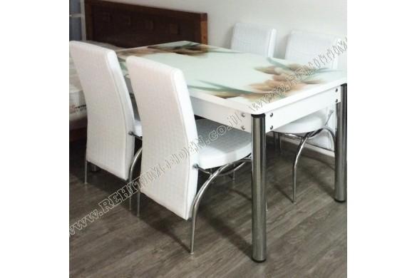 BEN PRAHIM / Стол + 4стула