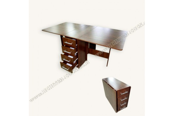 TABLE / Стол книжка с ящиками