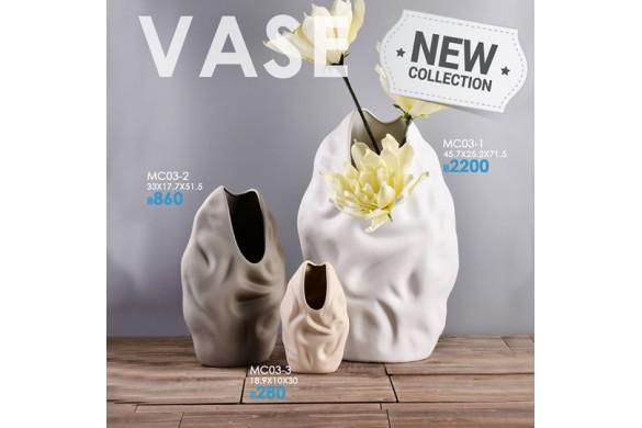 Вазы VASE / MC03
